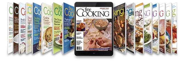 Fine Cooking Covers