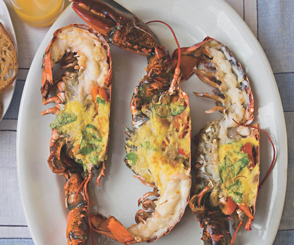 Lobster Breakfast