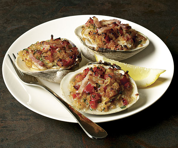 Classic Clams Casino Recipe Finecooking