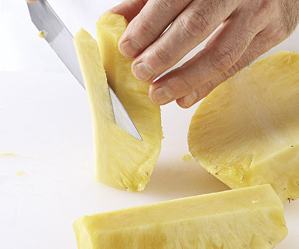 How to Prep a Pineapple
