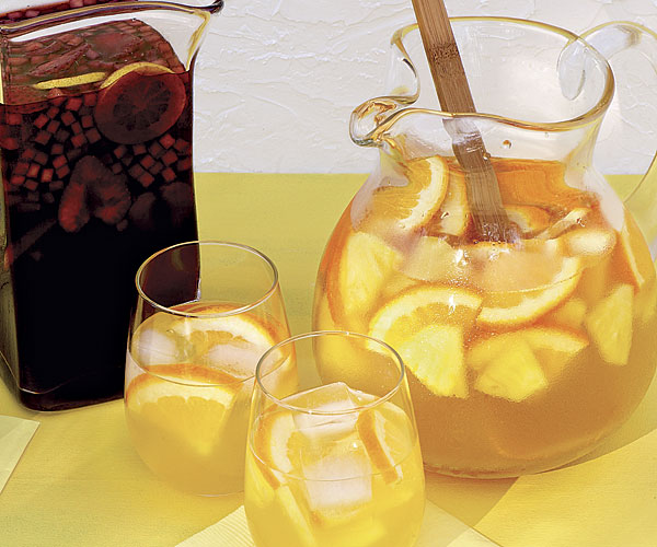 Pineapple-Orange Sangria