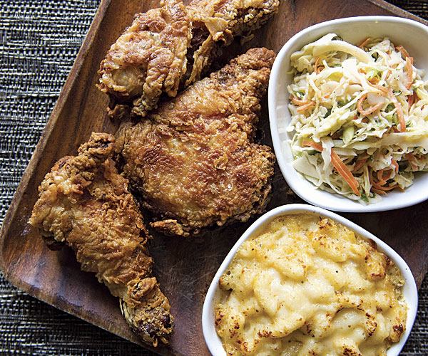 Sunday Night Fried Chicken