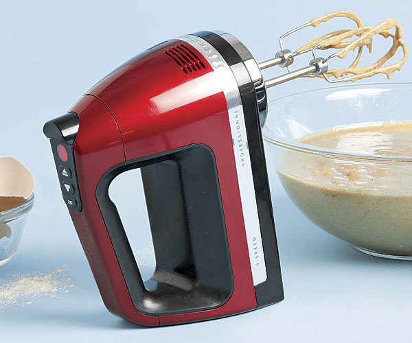 Test Drive Hand Mixers Article Finecooking
