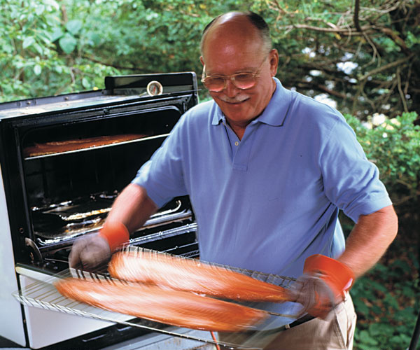 Hot-Smoking Your Own Salmon - How-To - FineCooking