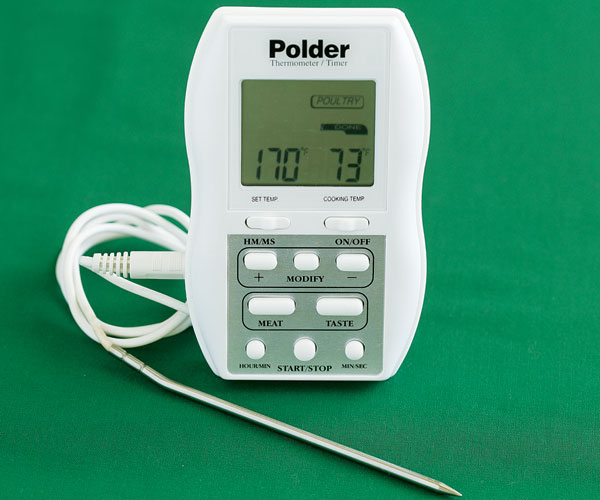 Probe Thermometers: Can They Take the Heat? - Article - FineCooking